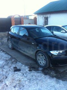 Продам BMW 1-Series 2008 Тюмень