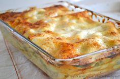 lasagne-verdure bimby