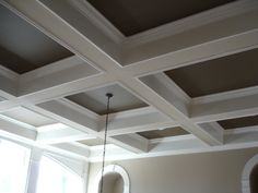 Love this ceiling!