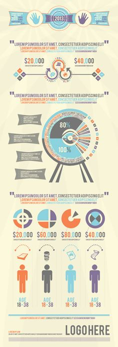 Best cool infographic template with dynamic pie charts Page Design, Web Design, Graphic Design, Infographic Templates, Infographics, Pie Charts, Presentation Layout, Change Maker, Information Design