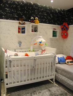 Baby filz mobile superheld mobile kinderzimmer bettw sche - Baby jungenzimmer ...