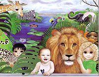 Happy Kingdom by Margaret Keane