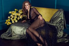 British lingerie brand Agent Provocateur presents a festive photo series  for their Soirée collection featuring Marlijn Hoek and Cindy Bruna. c68b16336