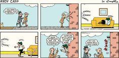 Andy Capp by Reg Smythe for Feb 4, 2018 | Read Comic Strips at GoComics.com