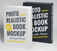 Os presentamos una selección de lo que consideramos algunos de los mejores #mockups #gratis de #libros