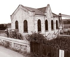 Pumping Station, Workington, Cumberland