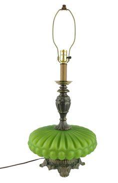 Lamps, Lighting 2019 Latest Design Vintage Hand Wrought Iron Hollywood Regency Candle Holder Table Lamp Leaf Design