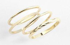 Cute midi Rings