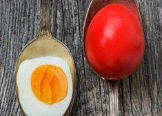 Photographic Print: Easter Eggs in Old Silver Spoon on Old Wooden Background by Laimdota Grivane : Eggs, Vegetables, Breakfast, Food, Mai, Morning Coffee, Essen, Egg, Vegetable Recipes