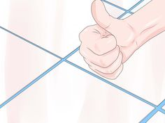 How to Change the Color of Grout -- via wikiHow.com