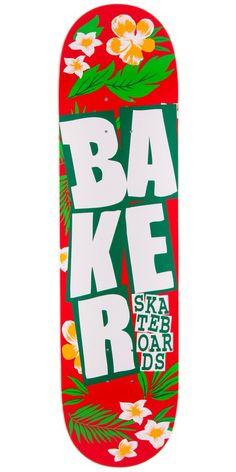 Baker Hawaii deck