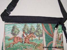 Tapestry Horse Tapestry Travel-Lite Hip Pack Equestrian Handbag, Equestrian Purse - http://oleantravel.com/tapestry-horse-tapestry-travel-lite-hip-pack-equestrian-handbag-equestrian-purse