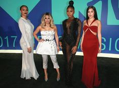 Fifth Harmony: MTV Video Music Awards 2017: Red Carpet Arrivals