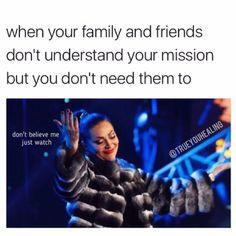 Don't believe me just watch haha :) Funny Spiritual Memes, Funny Quotes, Life Quotes, Funny Memes, Spiritual Gangster, Dream Quotes, Memes Humor, Hilarious, Twin Flame Love