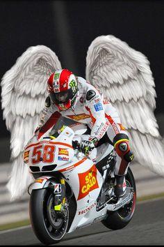 Got my #wings #motorcycle #rdhr