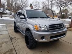 Toyota Sequioa, Tyre Fitting, Toyota Trucks, Toyota Tundra, Wheels And Tires, My Ride, The Outsiders, Kit, Gallery