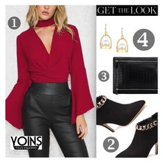 Yoins by dressedbyrose on Polyvore featuring polyvore fashion style clothing yoins yoinscollection loveyoins