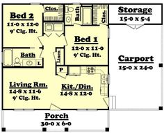 1000 images about house designs on pinterest floor for 30x30 garage with apartment