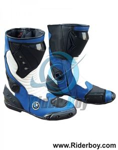 BMW MotoGP Racing Leather Boots