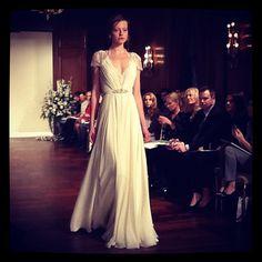 Utter romance @TheJennyPackham #BridalMarket #weddingdress