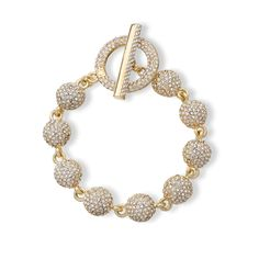 Love this Pave Dome Bracelet for $ 48 on C. Wonder
