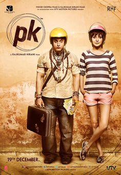 One of the most delightful, fun and inspiring movies I've ever seen. Raju Hirani and Aamir made this a cinematic tour-de-force