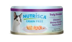 DogsWell CTWL Nutrisca Chicken and Shrimp, 2.7 Ounce (Pack of 24) > Insider's special review you can't miss. Read more  : Cat food