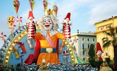 Photos: 20 Spectacular Carnival Celebrations Around the World ...