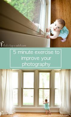 5 minute exercise to improve your photography. By Courtney Slazinik. http://clickitupanotch.com/2013/06/creative-photography-exercise-5-minutes/