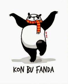 Sin camisa y con Bu Fanda, ay con Bu Fanda