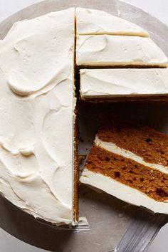 Mascarpone Frosting Recipe, Frosting Recipes, Vanilla Buttercream, Buttercream Frosting, Just Desserts, Delicious Desserts, Dessert Recipes, Yummy Food, Pumpkin Recipes