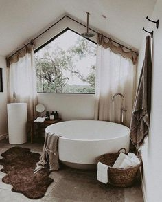 Home Interior Modern .Home Interior Modern Boho Bathroom, Bathroom Interior, Bathroom Ideas, Bathroom Remodeling, Remodeling Ideas, Bathroom Organization, Remodel Bathroom, Small Bathroom, Bathtub Ideas