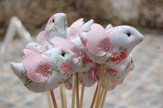 Espeto passarinho gordinho - Infinita Arte for Baby