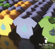 Project Center - Cute Baby Favor