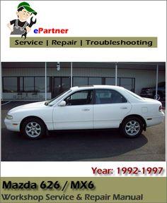 download mazda mpv service repair manual 1996 1998 mazda service rh pinterest com 2002 Mazda Millenia Engine Diagram 2001 Mazda Millenia S