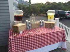Lemonade & Tea Bar