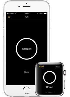 NUKI Smart Lock Simple Eleganz für maximalen Komfort Elegantes Design für das…