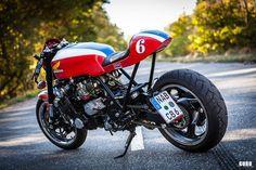 Cafe Racer Big Six, Unique Bike, Honda CBX 1000 by Gietl Bikes