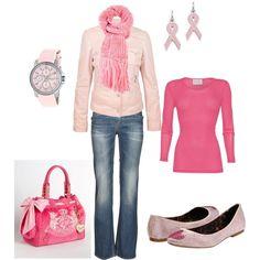 """pink"" by rachelann34 on Polyvore"