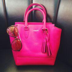 Pink Coach<3