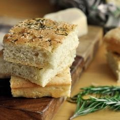 Rosemary Parmesan Focaccia by CandidAppetite