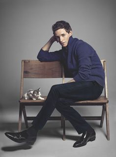 Preview: Eddie Redmayne for Bazaar | Harper's Bazaar