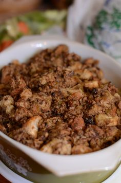 World's best stuffing!