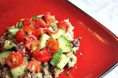 Middle Eastern Lamb & Cauliflower Rice - Grain-free, Paleo, GAPS, from Health, Home & Happy.jpg