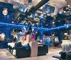 Desigual's flagship store