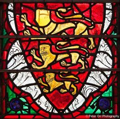 Salisbury Cathedral stained glass by peter orr photography, via Flickr