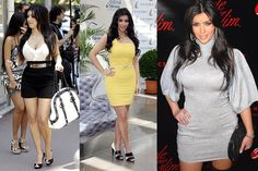 Remember when Kim Kardashian dressed like this? We take a look at her style evolution over the years.
