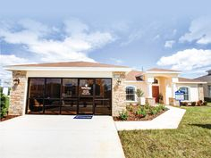 New homes in Auburndale, Florida at Berkley Reserve.