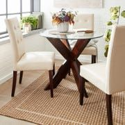 Simon Espresso X Dining Table Base With Images Dining Table