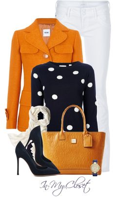 """""""Polka Dots"""" by in-my-closet on Polyvore"""